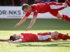 #2 ... 10 mins to go and the reds are piling on the pressue (Craig Milne)