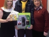 ryan-the-winner-of-the-in-shop-football-competition-with-megan-mckeown-cathy-culbert-of-mcleans