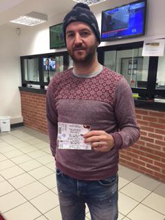 Darts Winner Feb 2015 3